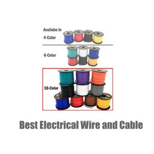 Best Electrical Wire and Cable
