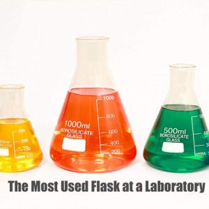 The Most Used Flask at a Laboratory